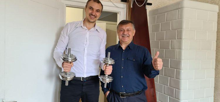 Кандидат на мера Луцька Богдан Шиба показав свою квартиру. ФОТО, ВІДЕО