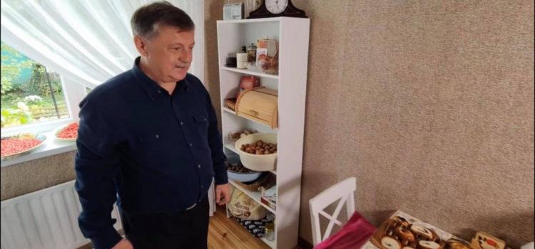 Де живе і чим їздить кандидат на мера Луцька Богдан Шиба. ВІДЕО
