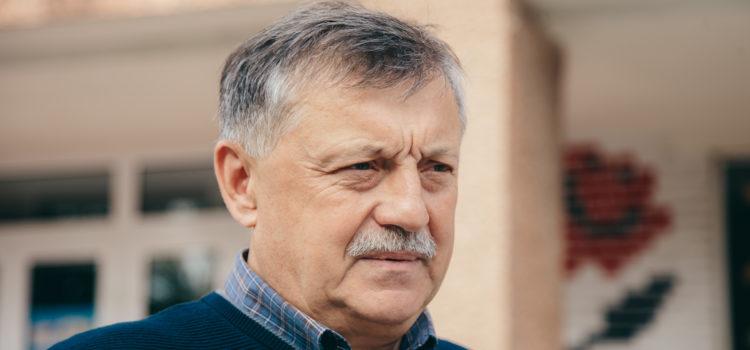 Богдан Шиба розповів, чому його дружина отримувала соціальну допомогу