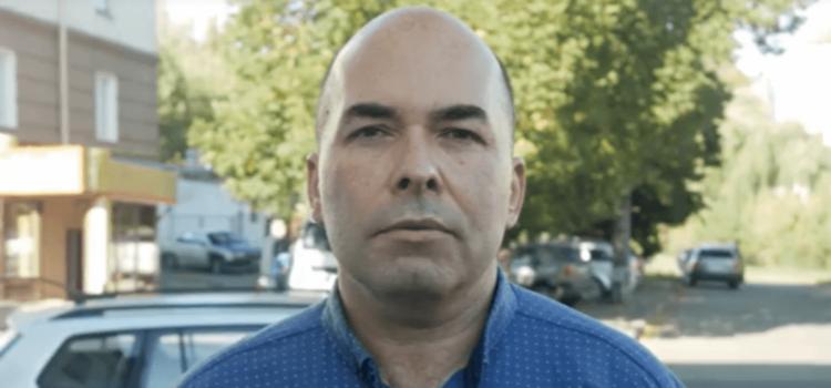 Лучанин подякував Богданові Шибі за вирішену проблему мешканців багатоповерхівки. ВІДЕО
